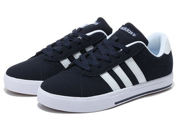 Adidas Neo Suede Mens & Womens (unisex) Navy White Outlet Store